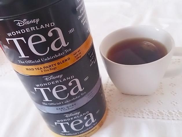 Disney Wonderland Tea.