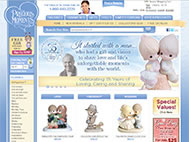 Lojas Virtuais - Official Precious Moments