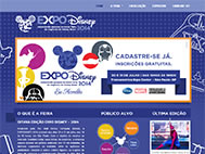 Expo Disney - São Paulo/SP