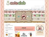 Lojas Virtuais - CuteClub