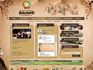 Festival Internacional de Folclore - Nova Petrópolis/RS