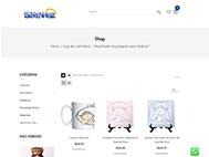 Lojas Virtuais - Produtos de Anjinhos - Loja dos Santinhoz